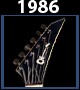 1986 Charvel Guitar Models