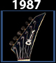 1987 Charvel Guitar Models