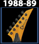 1988 Charvel Guitar Models 1989