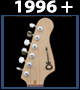 1996 Charvel Guitar Models